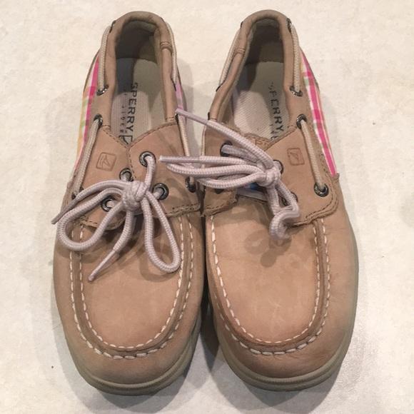 Sperry Shoes | Girls Sperrys Size 5